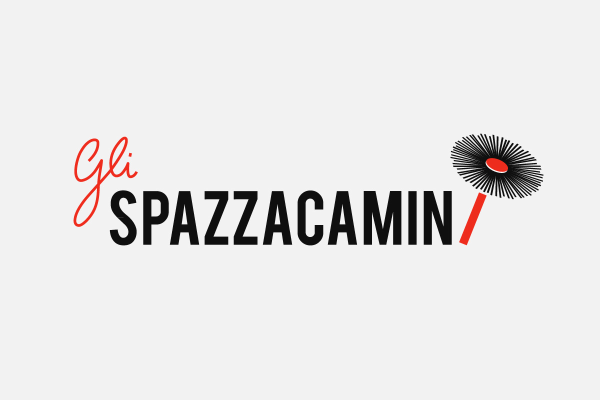 Gli Spazzacamini · Logo Proposal